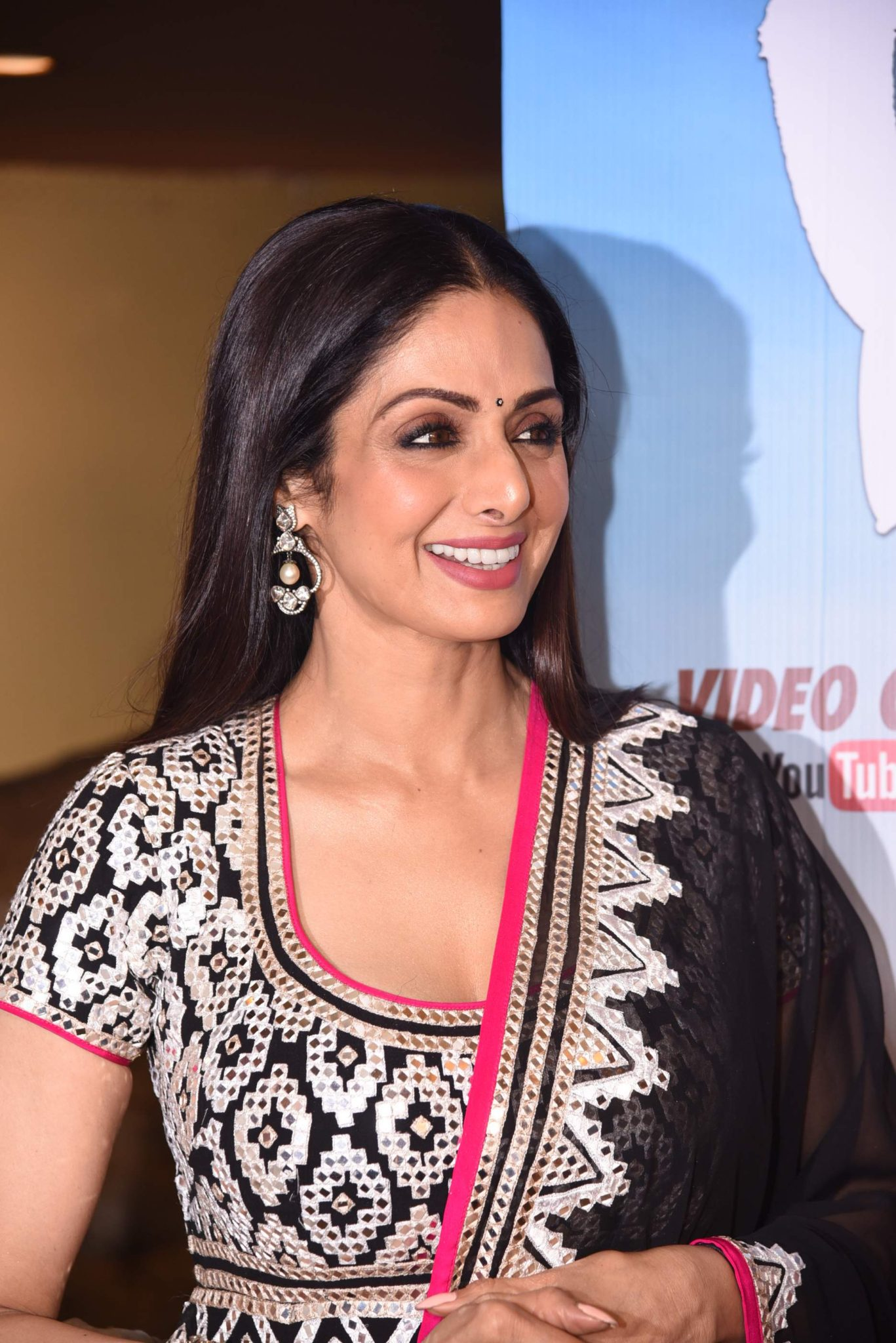 sridevi Photo Stills Of Beautiful Sridevi From 'Kabhi Yaadon Mein' Event Sridevi TSeries 47