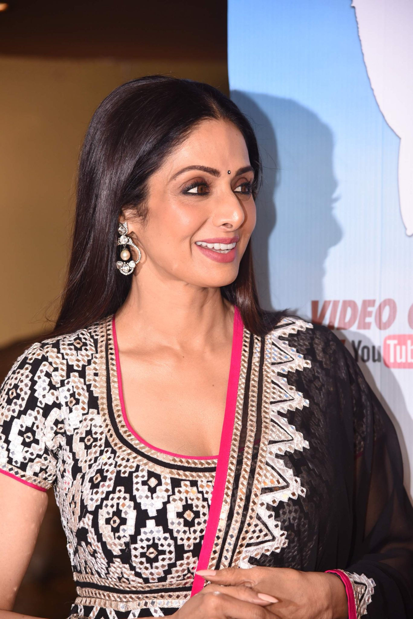 sridevi Photo Stills Of Beautiful Sridevi From 'Kabhi Yaadon Mein' Event Sridevi TSeries 48