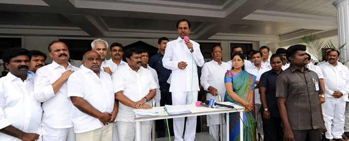 Hon'ble Chief Minister Sri K. Chandrashekar Rao on Sunday ha... Hon'ble Chief Minister Sri K. Chandrashekar Rao on Sunday ha… 1505685642 608 honble chief minister sri k chandrashekar rao on sunday ha