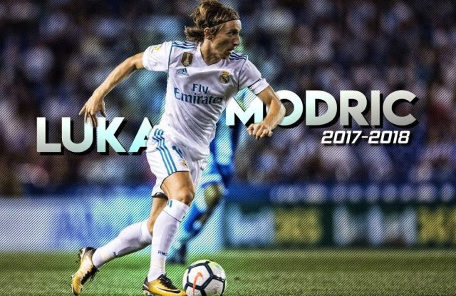 Top 10 List: UEFA Player of Year Award Goes To Modrić  UEFA Player of Year Award Goes To Luka Modrić uefa player of year award goes to luka modric