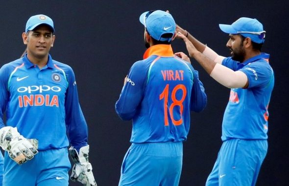 15-Member Squad For 2019 Cricket World Cup Announced  15-Member India's Squad For 2019 Cricket World Cup Announced 15 member indias squad for 2019 cricket world cup announced