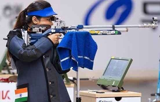 Here's Indian WOMEN Sport Shooter Who Has Attained World's Number ONE Position  What To Know About Indian WOMEN Sport Shooter Who Has Attained World No.1 Rank apurvi chandela e1557041141308