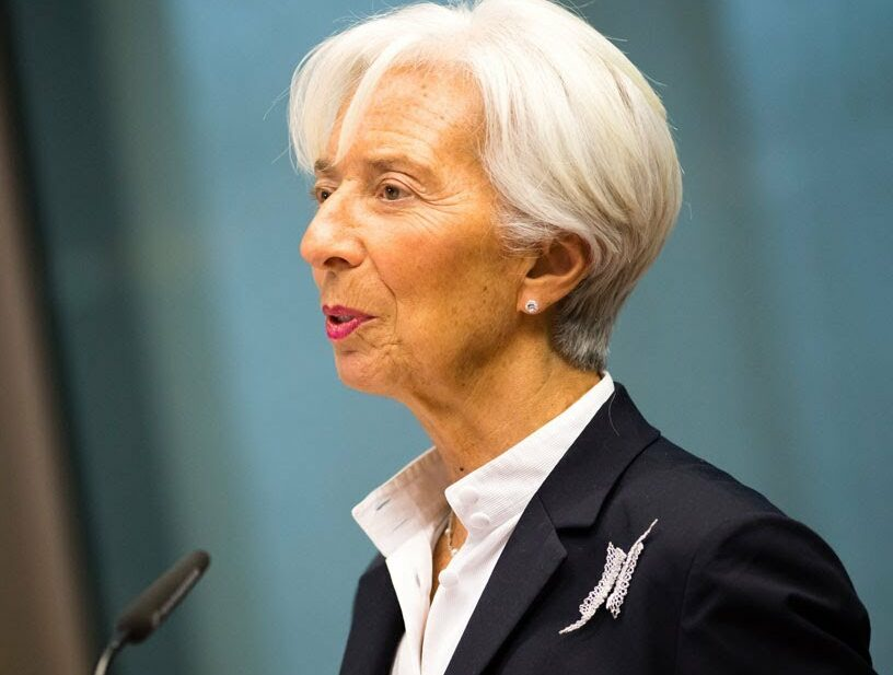 European Central Bank Gets Christine Lagarde As Its New President  Christine Lagarde Becomes President of European Central Bank christine lagarde becomes president of european central bank