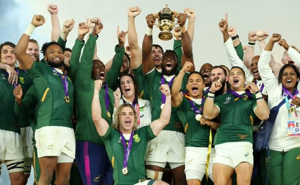 South Africa Now Equals New Zealand In The Number of Rugby World Cups Won  How South Africa Made History With Rugby World Cup 2019 Win how south africa made history with rugby world cup 2019 win