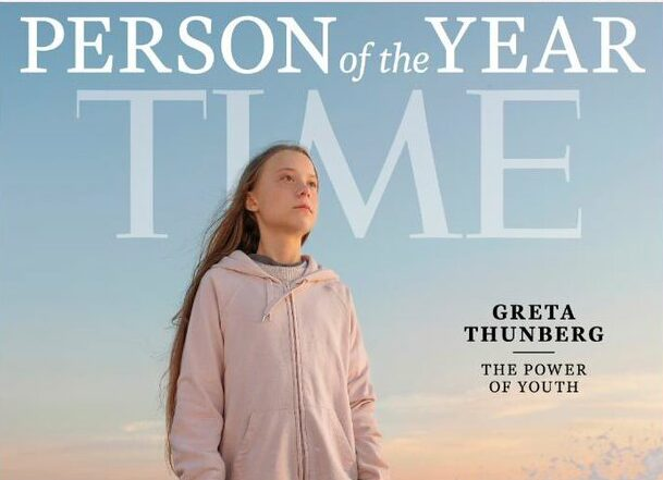 Climate Activist Greta Thunberg Becomes Youngest-ever TIME Person of The Year  Climate Activist Greta Thunberg Becomes Youngest-ever TIME Person of The Year climate activist greta thunberg becomes youngest ever time person of the year